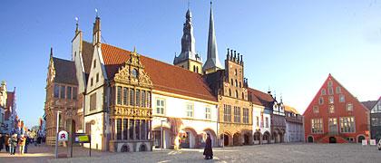 Lemgo Im Lippe Kreis In Nordrhein Westfalen Tourbeede Tourist